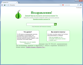Tor Browser для Windows XP